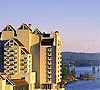 The Coeur d'Alene Resort  offers golfing, shopping, dining, shopping and more!